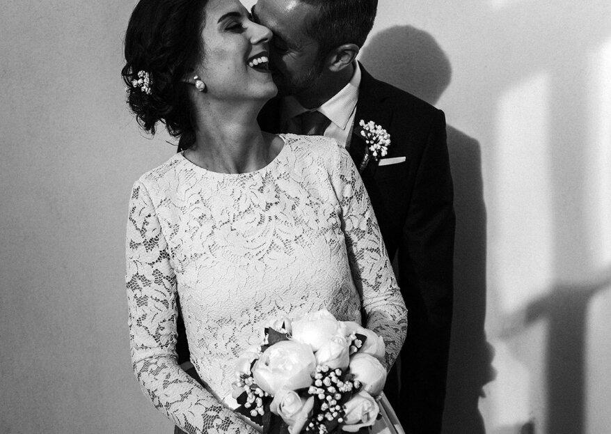A cronologia do seu casamento: os momentos mais importantes em fotografias!
