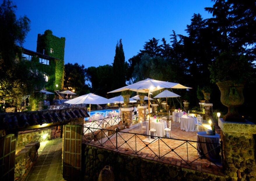 Borgo della Merluzza: il borgo caratteristico dove celebrare il proprio matrimonio
