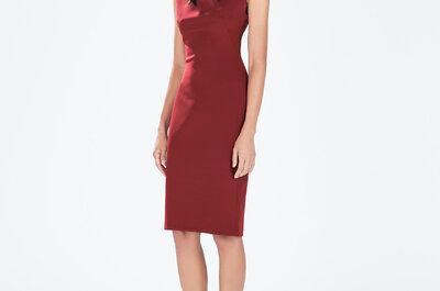 Wspaniałe sukienki dla gości weselnych. Koniecznie zobacz najnowszą kolekcję Zary. Każda kobieta będzie wyglądac zjawiskowo w takiej sukni!