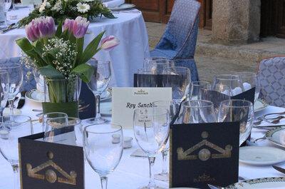 5 Paradores para celebrar la boda perfecta: ceremonia y banquete en un hotel con encanto