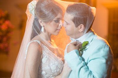 Fadia y Hernando: ¡nos acompañó la suerte!