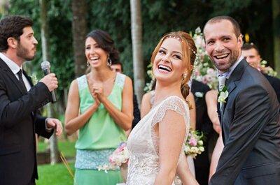Os pedidos mais inusitados dos noivos: histórias reais e muito jogo de cintura!