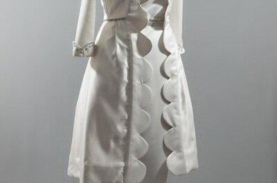Manteaux de mariée