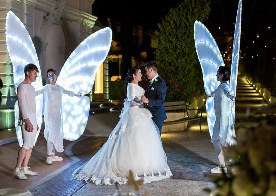 Alma Guerrini è la Wedding & Event Planner ed Entertainment che avete sempre sognato per le vostre nozze da favola!