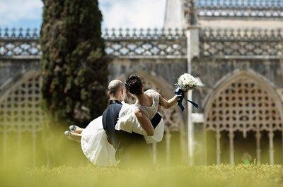 7 momentos que tornam as fotografias essenciais num casamento