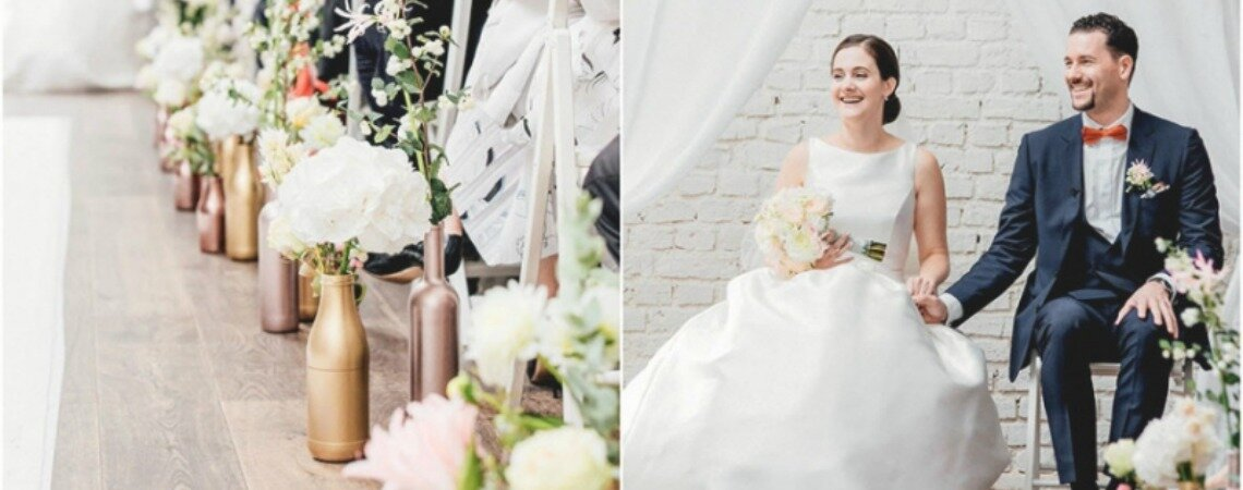 Der Mini-Guide, um Ihre Hochzeit Step by Step vorzubereiten!