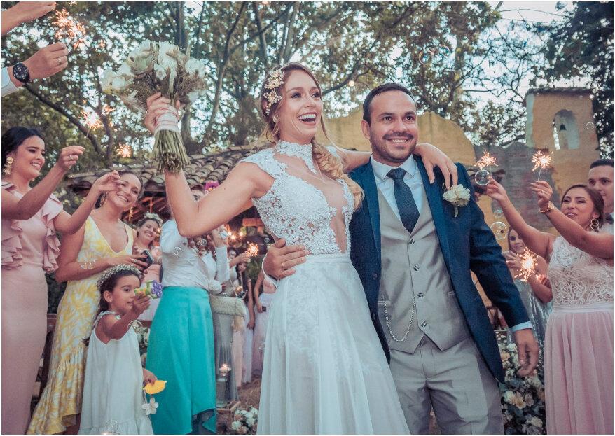Cómo decorar tu boda al aire libre: ¡6 tips para tener la mejor celebración!