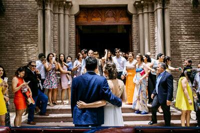 Cómo llevar a cabo una ceremonia de boda religiosa