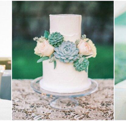 Les Plus Jolis Wedding Cakes Decores De Fleurs Pour 2017