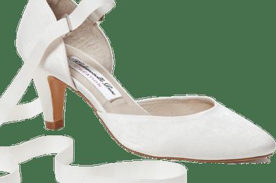 Mademoiselle Rose: un nouveau site en ligne pour des chaussures éblouissantes!