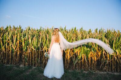 Das große Fest ist vorbei: Was macht man eigentlich nach der Hochzeit mit dem Brautkleid?
