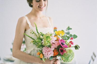 ¿Tengo que llevar cancán con mi vestido de novia?