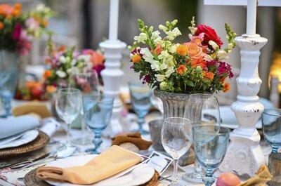 Casamentos policromáticos: como tirar melhor partido das suas cores preferidas