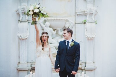 Zankyou vous présente enfin les 10 chiffres à connaître sur le mariage