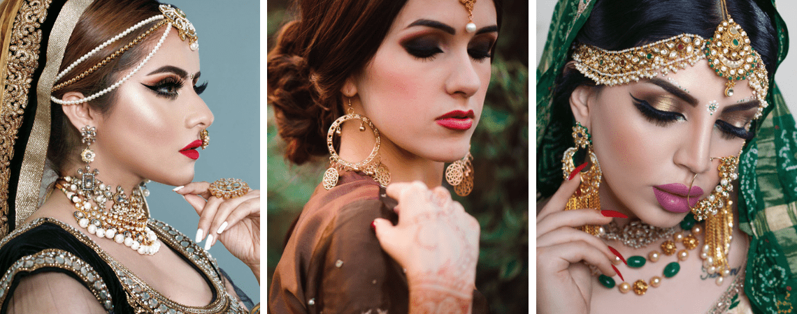 7 Important Bridal Makeup Tips That No One Will Give You For Mehendi Ceremony