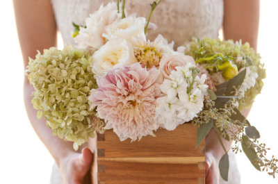 Hochzeit am Land - Romantisch und ausgefallen