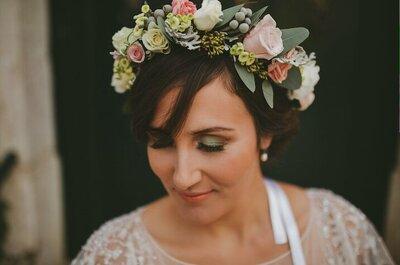 As melhores dicas de Makeups para noivas de Inverno!