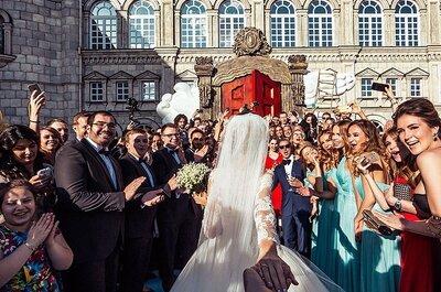 Следуй за мной: медовый месяц Натальи и Мурада Османн