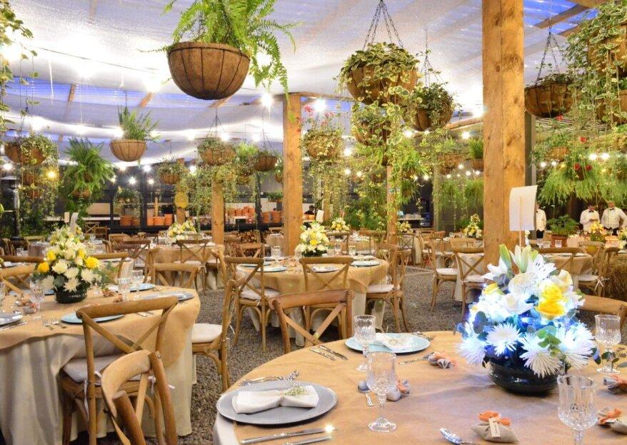 Tu boda rústica en La Granja Naranja: una agradable experiencia de campo en Bogotá