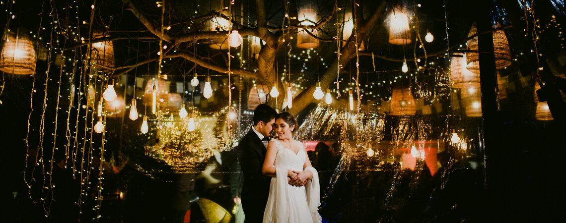 Gianina y Carlos, ¡un baile de matrimonio directo a la felicidad!