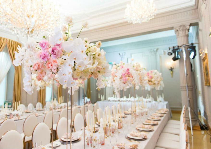 Как выбрать цветы для свадьбы: советы экспертов!