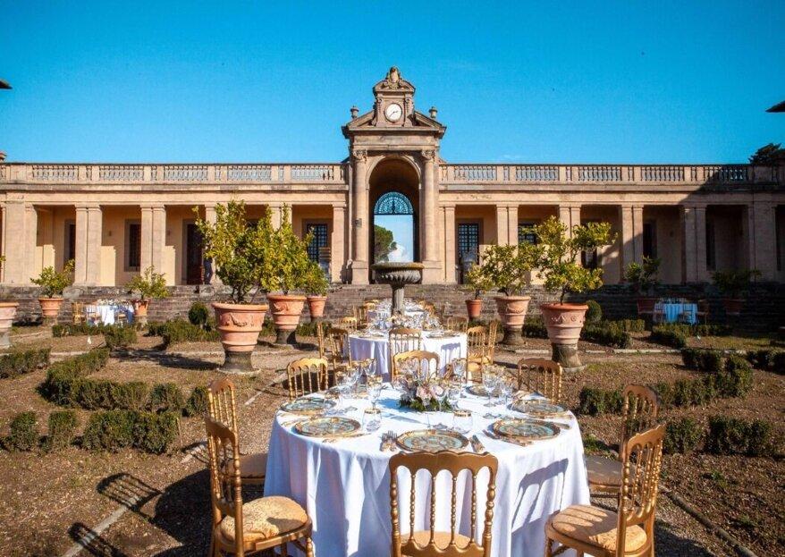 Storia, cultura e natura s'incontrano a Villa Caruso