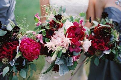14 tendencias de bodas que arrasarán en 2015