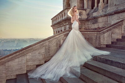 Galia Lahav's personal visit to the new Hamburg Flagship Store: A special treat for brides to be!