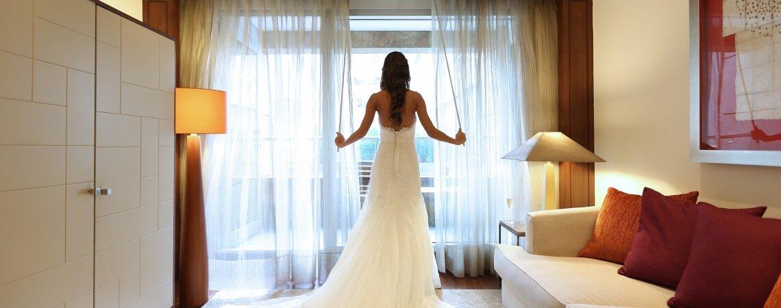 JW Marriott Hotel, el espacio para bodas en Bogotá donde la inspiración eres tú