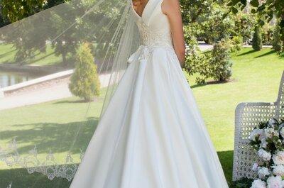 Oksana Mukha : des robes de mariée 2015 d'exception pour une mariée sublimée