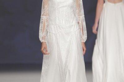 Victorio & Lucchino 2015: Un paseo bucólico entre vestidos de novia románticos y con siluetas minimalistas