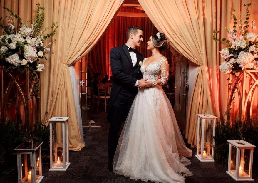 Rosiris Miranda Haute y el arte de hacer vestidos de novia