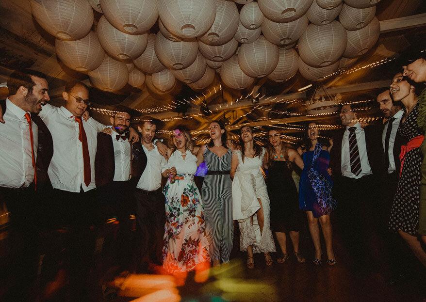 Diversão garantida: descubra os profissionais que vão manter a festa do seu casamento animada toda a noite