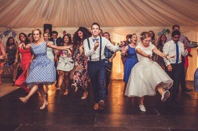 Flash mob, bar à oxygène... Découvrez 6 animations originales pour votre mariage !