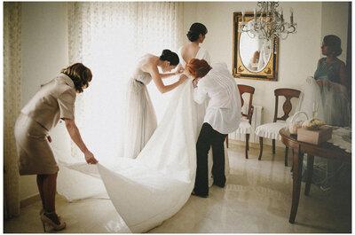 Mi suegra me quiere ayudar en la organización del matrimonio, ¿qué hago?