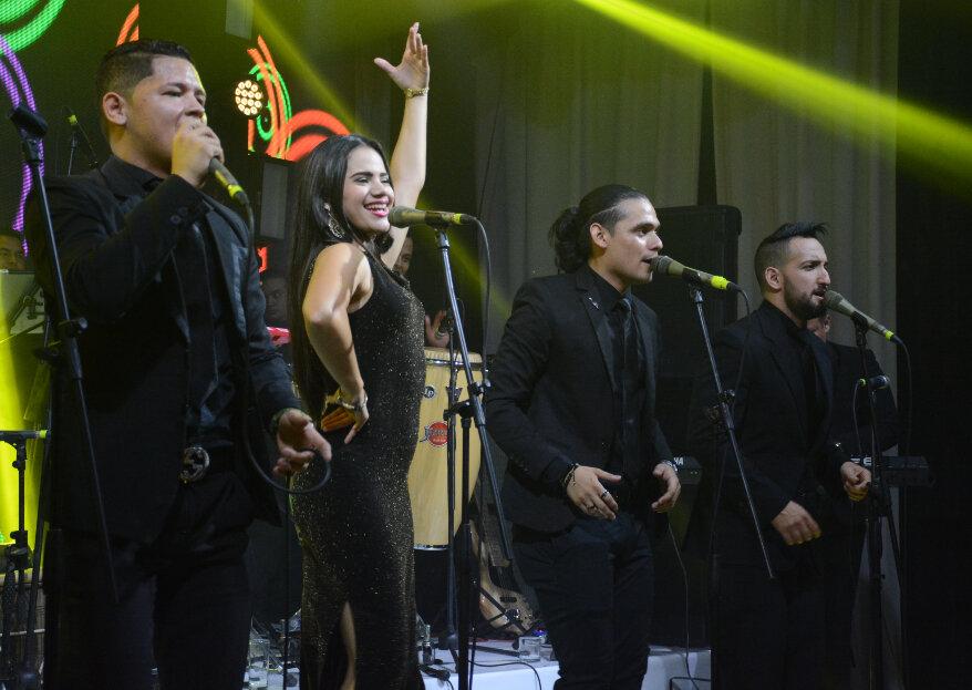 Fusión Orquesta y el secreto de la música del Caribe en tu boda
