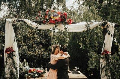 Cómo decorar mi boda al aire libre: ¡Tips para tener la mejor celebración!