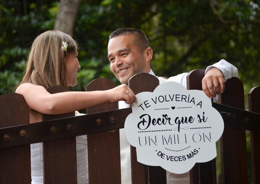 Canaán Eventos y Patricia Herrera, una combinación perfecta para organizar tu boda