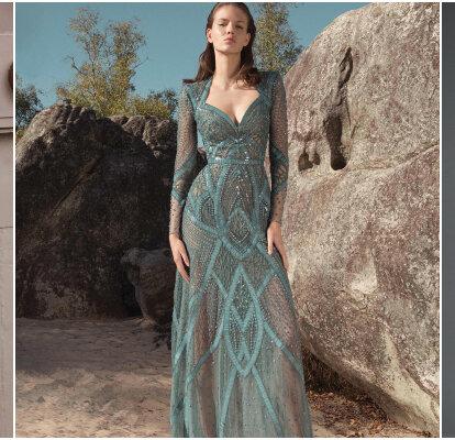 e6aedeb4a98b 140 vestidos de fiesta largos 2019: ¡la elegancia siempre será ...