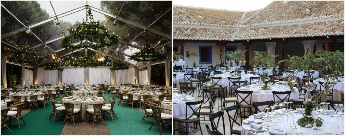 Viernes, sábado, domingo... 11 lugares para celebrar una boda de 3 días