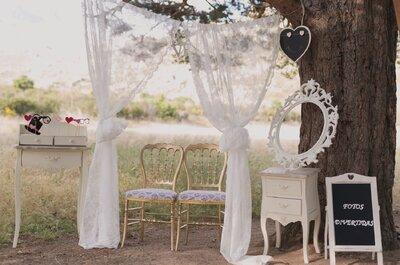 Inspirada en El Secreto de Puente Viejo: ¡así podría ser tu boda!