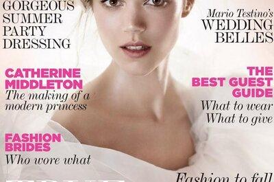 Tendência de beleza para noivas: esfumado marrom