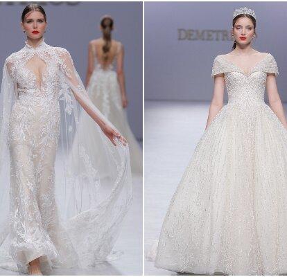Robe De Mariée Demetrios 2020 Une Collection Glamour Pour