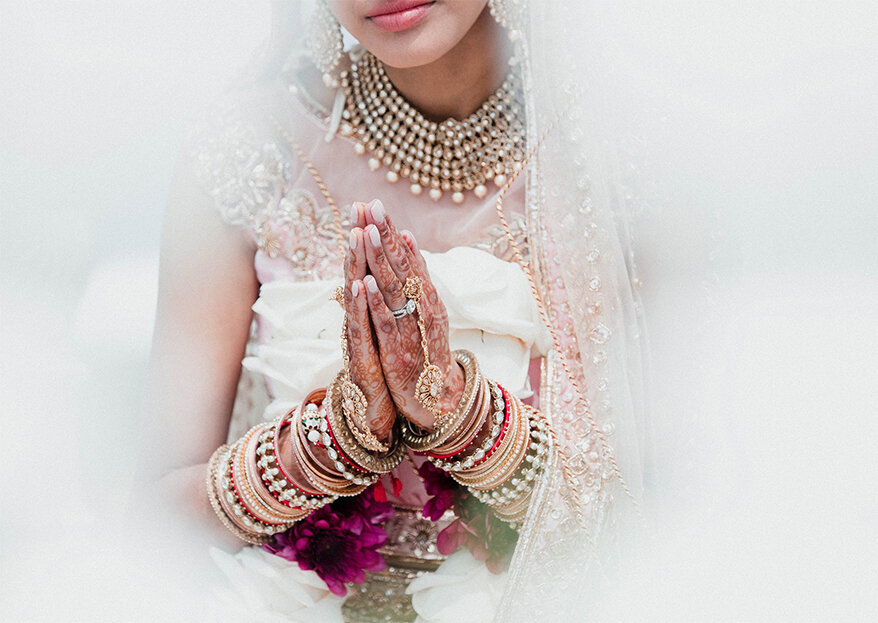 Noivos com religiões diferentes: como conciliar a cerimónia?