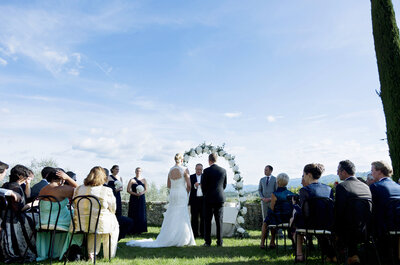 5 Great Reasons to get Married at the Villa La Palagina in Tuscany