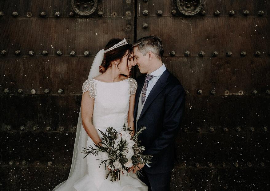 El primer día de nuestra nueva vida: la boda de Babette y José Luis