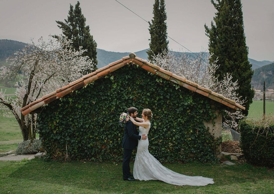 Si soñáis con una boda elegante y con solera, El Mariner Celebracions es vuestro sitio