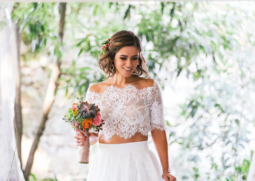 Noiva Casual Chic: o look que as noivas de 2018 vão cobiçar!
