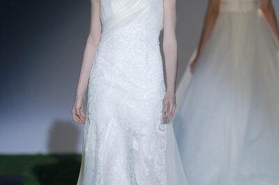Colección vestidos de novia Miquel Suay 2014