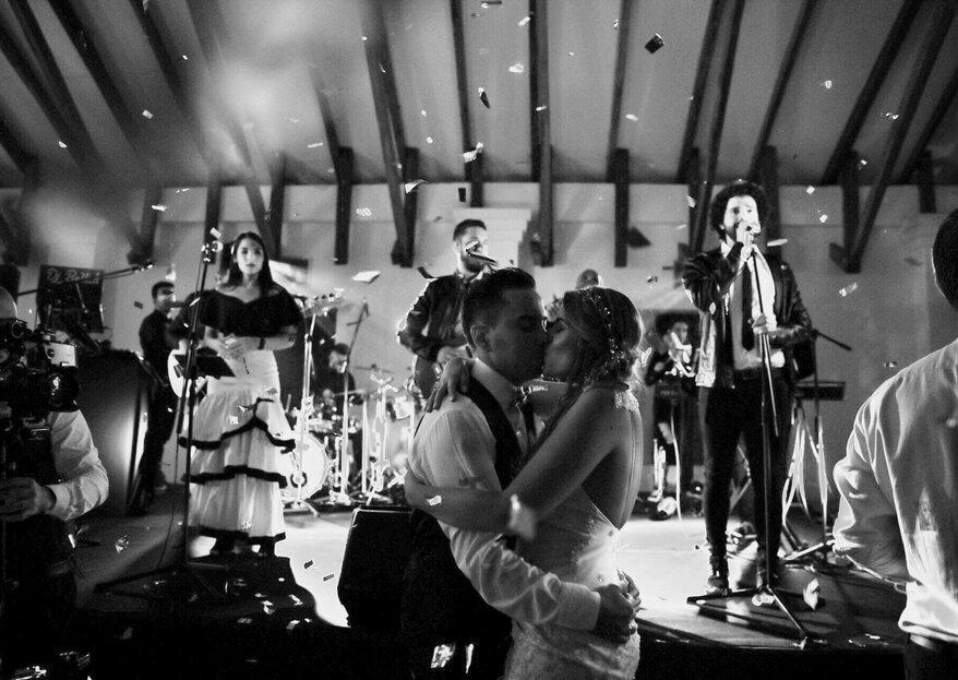 Diversión asegurada en tu boda con la 'pura fiesta' de Vuelta Candela